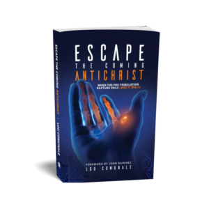 Escape the Coming Antichrist Front Cover